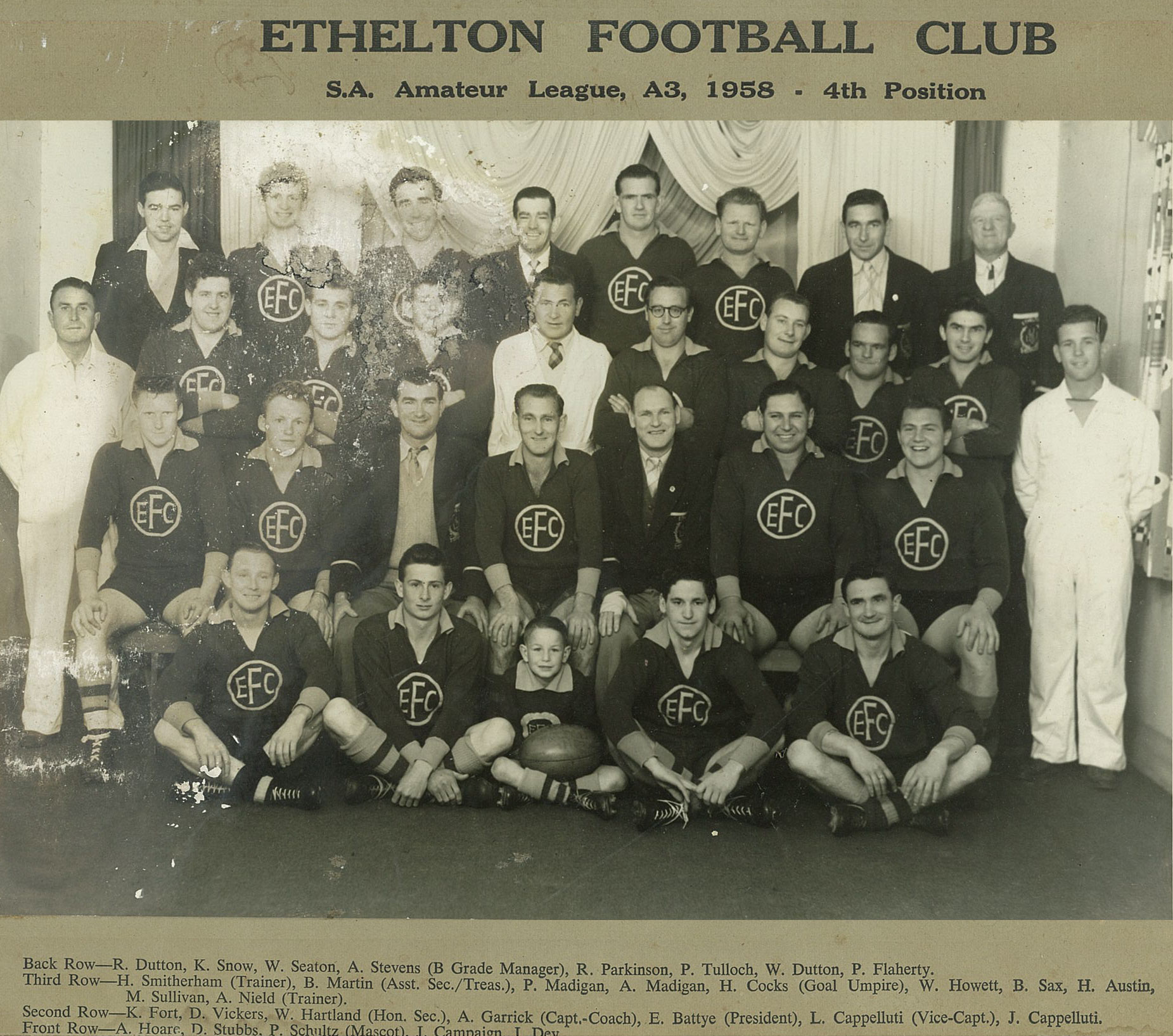 Ethelton Football Club